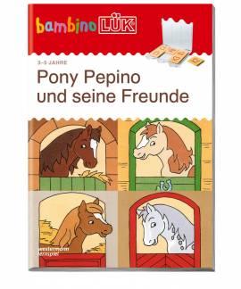 lÜk bambinolÜk buch pony pepino und seine freunde ab 3 jahren 7875
