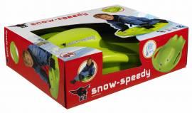 BIG Outdoor Spielzeug Winter Schlitten Snow Speedy grün 800056755 - Bild vergrößern