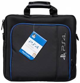 Bigben Playstation 4 Tasche Aufbewahrung Tranport schwarz PS4 AL106080 - Bild vergrößern