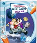 Ravensburger tiptoi Buch Create Die galaktische Weltraum-Mission 55489