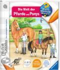 Ravensburger tiptoi Buch Wieso? Weshalb? Warum? Band 13 Die Welt der Pferde und Ponys 32913
