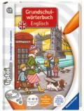 Ravensburger tiptoi Buch Grundschulwörterbuch Englisch 00623