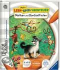 Ravensburger tiptoi Buch Mein-Lern-Spiel-Abenteuer Merken und Konzentrieren 00676