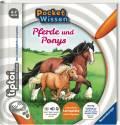 Ravensburger tiptoi Buch Pocket Wissen Pferde und Ponys 00684