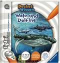 Ravensburger tiptoi Buch Pocket Wissen Wale und Delfine 00685