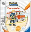Ravensburger tiptoi Buch Pocket Wissen Feuerwehr 00690