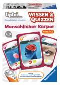 Ravensburger tiptoi 3in1 Wissen & Quizzen Menschlicher Körper 00753