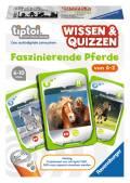 Ravensburger tiptoi 3in1 Wissen & Quizzen Faszinierende Pferde 00754