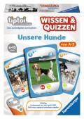 Ravensburger tiptoi 3in1 Wissen & Quizzen Unsere Hunde 00755