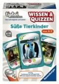 Ravensburger tiptoi 3in1 Wissen & Quizzen Süße Tierkinder 00767