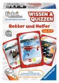 Ravensburger tiptoi 3in1 Wissen & Quizzen Retter & Helfer 00829