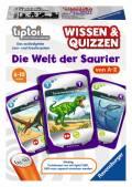 Ravensburger tiptoi 3in1 Wissen & Quizzen Die Welt der Saurier 00842