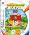 Ravensburger tiptoi Buch Mein-Lern-Spiel-Abenteuer Erstes Englisch 00901