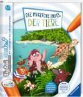 Ravensburger tiptoi Buch Create Die magische Insel der Tiere 55416