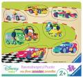 7 Teile Ravensburger Kinder Holz Puzzle my first wooden Disney Baby Die Cars Familie 03686