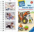 Ravensburger ministeps Buch Wer macht was? 04069