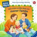 Ravensburger ministeps Buch Das große Buch von Familie 04079