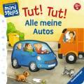 Ravensburger ministeps Buch Tut!Tut! Alle meine Autos 04086