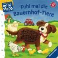 Ravensburger ministeps Buch Fühl mal die Bauernhof-Tiere 04091