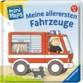 Ravensburger ministeps Buch Meine allerersten Fahrzeuge 04100