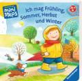 Ravensburger ministeps Buch Ich mag Frühling, Sommer, Herbst und Winter 04105