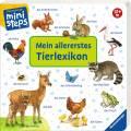 Ravensburger ministeps Buch Mein allererstes Tierlexikon 04117