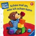 Ravensburger ministeps Buch Schau mal an, was ich schon kann 31763