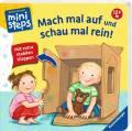 Ravensburger ministeps Buch Mach mal auf und schau mal rein 04125