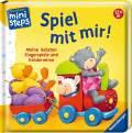 Ravensburger ministeps Buch Spiel mit mir! Fingerspiele und Kinderreime 04127