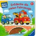 Ravensburger ministeps Buch Entdecke die vielen Fahrzeuge 31784