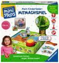 Ravensburger ministeps Lernspiel Spiel Mein Kinderlieder-Mitmachspiel 04143