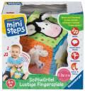 Ravensburger ministeps Spielzeug Softwürfel Lustige Fingerspiele 04470