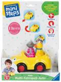Ravensburger ministeps Spielzeug Mein Multi-Fahrspaß-Auto 04487