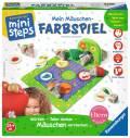 Ravensburger ministeps Spiel Mein Mäuschen-Farbspiel 04495
