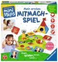 Ravensburger ministeps Spiel Mein erstes Mitmach-Spiel 04498