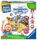 Ravensburger ministeps Spielzeug Unser Bauernhof-Spiel 04510
