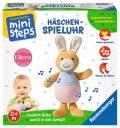 Ravensburger ministeps Spielzeug Spieluhr Häschen 04532