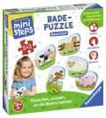Ravensburger ministeps Spielzeug Badepuzzle Bauernhof 04537