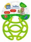 Ravensburger ministeps Spielzeug Beiß- und Greifball baliba grün 04551