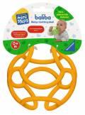Ravensburger ministeps Spielzeug Beiß- und Greifball baliba orange 04552
