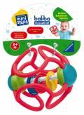 Ravensburger ministeps Spielzeug baliba Rasselball rot 04554