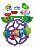Ravensburger ministeps Spielzeug baliba Rasselball lila 04556