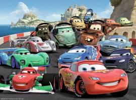 100 Teile Ravensburger Kinder Puzzle XXL Disney Pixar Cars Brisantes Rennen 10615 - Bild vergrößern