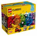 LEGO® Classic Kreativ-Bauset Fahrzeuge 442 Teile 10715