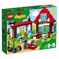 LEGO® DUPLO® Bauernhof Ausflug auf den Bauernhof 104 Teile 10869