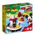 LEGO® DUPLO® Disney™ Mickys Boot 28 Teile 10881