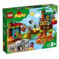 LEGO® DUPLO® Baumhaus im Dschungel 73 Teile 10906