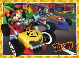 100 Teile Ravensburger Kinder Puzzle XXL Disney Junior Go Mickey! 10974 - Bild vergrößern