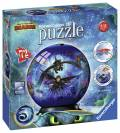 72 Teile Ravensburger 3D Puzzle Ball Dragons 3 11144