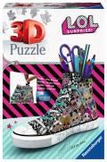 108 Teile Ravensburger 3D Puzzle Sneaker L.O.L. Surprice! Sneaker 11163
